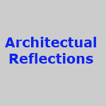 architectual reflections
